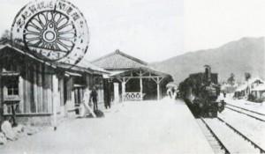 大社駅 開業当時